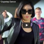 【ダンス】42万回再生!韓国人気ダンスイントラLia Kimが近未来風の演出で見事なダブステップダンス!