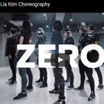 【ダンス】210万回再生!プロダンサーも思わず踊りたくなる!人気振付家Lia Kimの振付センスが光る