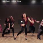 【ダンス】韓国人気ダンサーLia Kimが踊るAliciaの曲は女性の妖艶さとしなやかさがあるダンス!