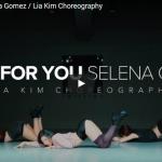 【ダンス】韓国人気ダンサーLia Kimが踊るセレーナゴメスの曲で妖艶に色っぽく女性らしいダンス炸裂!