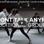 【ダンス】韓国人気ダンサーLia Kimが振付デュエット踊る恋愛する男女の心情を踊るダンスが心に刺さる