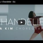 【ダンス】94万回再生!韓国人気ダンサーLia Kimが踊るシーアの曲もオリジナルに負けずに凄かった!