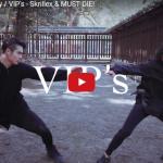 【ダンス】18万回再生!韓国人気ダンサーLia Kimが振付し神社で踊る忍者のようなダンスが熱くなる!