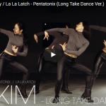 【ダンス】35万回再生!韓国人気ダンサーLia KimとMay J Leeが共演するダンス動画がセンス炸裂