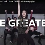 【ダンス】642万回再生!韓国人気ダンサーLia Kimのシーアの世界を見事に力強く振付した動画が凄い!