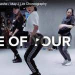 【ダンス】32万回再生!韓国人気ダンサーMay J Leeがティナーシェの曲で見事に味を出してセンス抜群に踊る!