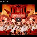 【ダンス】515万回再生!e-girlsのGo! Go! Let's Go!で自分の殻を破って踊って楽しもう!