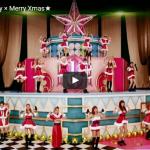 【ダンス】1185万回再生!e-girlsのキュートに爽やかにポップに踊るクリスマスソングも見所満載!