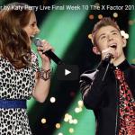 【歌】57万回再生!Xfactar2013のWeek10のライブのサム・ベイリーも鳥肌レベルに凄い!