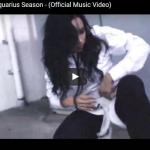 【歌】23万回再生!ティナーシェのAquarius Seasonに描かれるリアルな感情が心に刺さる!