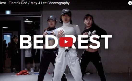 【ダンス】22万回再生!韓国人気ダンサーMay J LeeがR&Bの曲で繊細な動きで見事なダンスを披露!