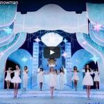 【ダンス】246万回再生!e-girlsのMr.Snowmanは女性の恋心をお洒落にポップに描く作品だ♪