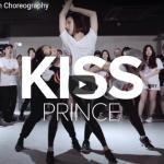【ダンス】184万回再生!韓国人気ダンサーLia KimがPrinceのKissで振付け踊りスタジオが熱狂!