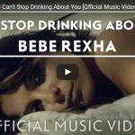 【歌】1328万回再生!ベベ・レクサの言語を超え響くI Can't Stop Drinking About You