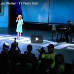 【歌】85万回再生!全米を虜にした天才少女レキシー・ウォーカーが歌う虹の彼方へが歌唱力マックスで鳥肌!