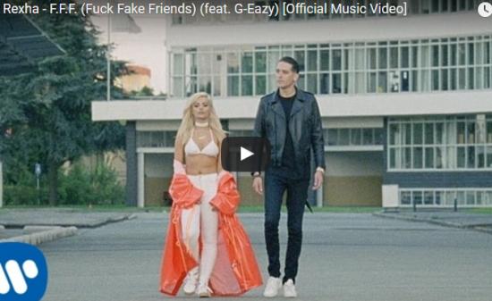 【歌】3146万回再生!ベベ・レクサの白人ラッパーG-Eazyとのコラボ「F.F.F.」がセンス炸裂!