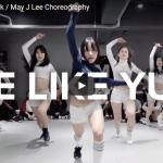 【ダンス】339万回再生!韓国人気ダンサーMay J LeeがJay Parkの曲で見事なセンス溢れるダンス♪