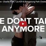 【ダンス】1667万回再生!韓国人気ダンサーLia Kimがチャーリー・プースの曲で踊るデュエットが素敵!