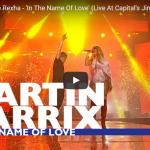 【歌】324万回再生!ベベ・レクサのIn The Name Of LoveがCapital FMライブが心打つ!
