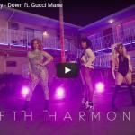 【ダンス】2747万回再生!Fifth HarmonyのDownがクールビューティーにセンス溢れ歌い踊る!
