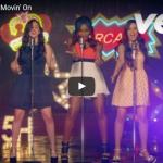 【歌】1.3億万回再生!Fifth Harmonyのデビュー作Miss Movin' Onも圧倒的な歌唱力と存在感!