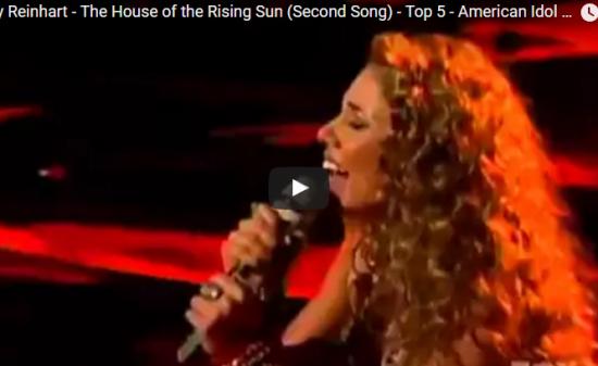 【歌】418万回再生!審査員大興奮!ヘイリー・ラインハルトが歌うアニマルズの歌が味があり心震える歌!