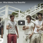 【歌】8.8億万回再生!世界的ヒット!One DirectionのWhat Makes You Beautiful