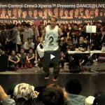 【ダンス】REG-STYLEのLIVE JAPAN FINAL 2014のダブルダッチを飛びながらダンスが神技!