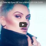 【歌】265万回再生!Jessie JのCan't Take My Eyes Off Youはオシャレクールに決める!