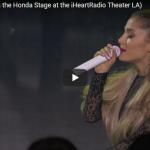 【歌】2238万回再生!Ariana Grandeのest Mistakeが静かに心に届く見事な歌を聴かせる!