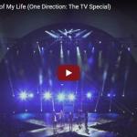 【歌】605万回再生!One Directionの名曲Story of My Lifeのライブも心揺さぶる動画だ!