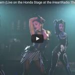 【歌】436万回再生!Ariana GrandeのProblemのライブ映像がキュートでパワフルで最高!