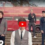 【歌】5.6万回再生!One Directionのヒット曲One Thingが爽やかに心に響き力が湧いてくる!