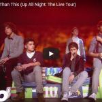 【歌】1億万回再生!One DirectionのMore Than Thisのライブ動画が響くパワーが凄いぜ!