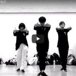 【ダンス】80万回再生!東京ゲゲゲイのリハーサル動画もキレキレの動きのダンスが鳥肌もんだった件!