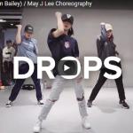 【ダンス】194万回再生!May J LeeがFKJのDropsでキレのある動きでクールにビート感溢れ舞う!