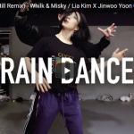 【ダンス】117万回再生!Lia KimがWhilk & Miskyの難しい曲でビート感溢れるハイレベルダンス!