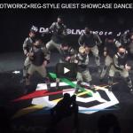 【ダブルダッチ】REG STYLEが大会場で人間離れしたダブルダッチパフォーマンスで縦横無尽に踊り舞い飛ぶ!