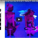 【歌】4154万回再生!Ariana GrandeのニッキーとコラボのSide to Sideのライブが凄いぜ!