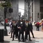 【ダンス】871万回再生!須藤元気率いるWORLD ORDERがニューヨークを舞台に独自の世界観で光る!