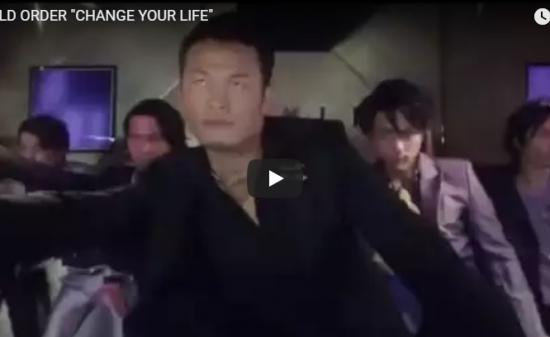 【ダンス】871万回再生!須藤元気率いるWORLD ORDERがCHANGE YOUR LIFEで歌舞伎町で光る!
