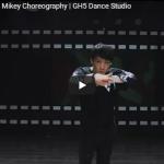 【ダンス】東京ゲゲゲイのMIKEYが振付をしたNot so hardが手を使った独特のダンスで盛り上げる!