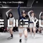 【ダンス】477万回再生!May J LeeがJay ParkのMe Like Yuhでキュートで爽やかに舞う!