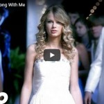 【歌】8.6億万回再生!テイラー・スウィフトのYou Belong With Meが心響くガールズソング♪