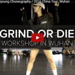 【ダンス】26万回再生!Mina MyoungがHurtin' Meでキレがありリズミカルな解放感的に踊る!