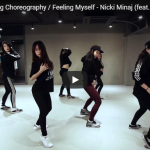【ダンス】26万回再生!Mina MyoungがFeeling Myselfでビート感溢れるダンスで魅せる!