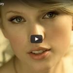 【歌】4.5億万回再生!テイラー・スウィフトのLove Storyが繊細な恋心が広がり心響き世界的ヒット!