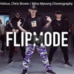 【ダンス】32万回再生!Mina MyoungがFlipmodeでクールにキレキレダンスで魅了する!