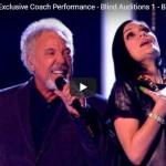 【歌】1292万回再生!ジェシーJがThe Voice UKで豪華コラボで名曲メドレーで会場が熱狂の渦に!