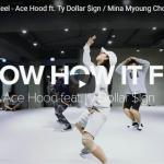 【ダンス】32万回再生!Mina MyoungがI Know How It Feelでクールにリズム感溢れる熱いダンス